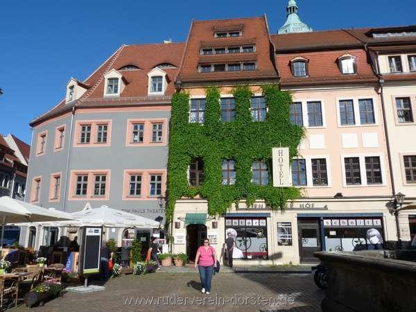 Hotel Pirnascher Hof